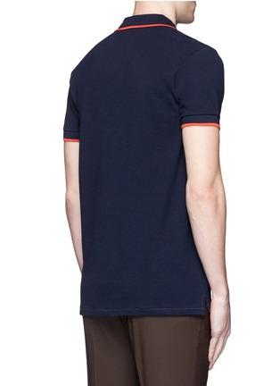 Back View - Click To Enlarge - PS by Paul Smith - Slim fit polo shirt