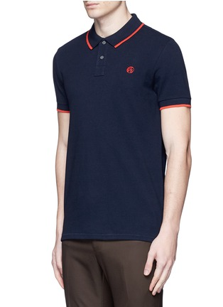 Front View - Click To Enlarge - PS by Paul Smith - Slim fit polo shirt