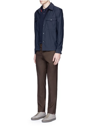 Figure View - Click To Enlarge - PS by Paul Smith - Slim fit polo shirt