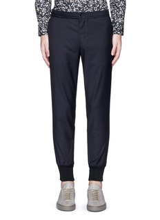 PS by Paul Smith Slim fit tailored wool sweatpants