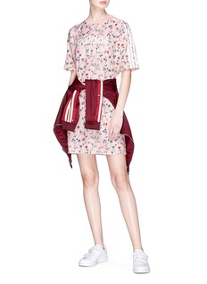 Adidas Floral print dress