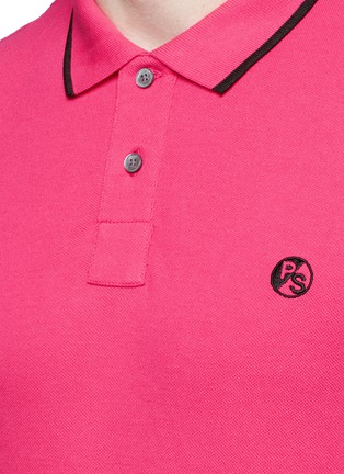 Detail View - Click To Enlarge - PS by Paul Smith - Slim fit polo shirt