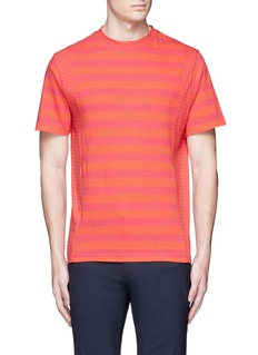 PS by Paul SmithStripe cotton T-shirt