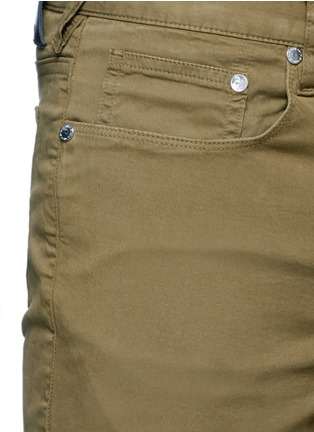 Detail View - Click To Enlarge - PS by Paul Smith - Slim fit denim pants