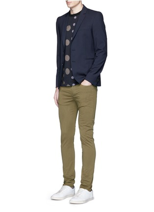 Figure View - Click To Enlarge - PS by Paul Smith - Slim fit denim pants