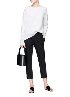 Theory 'Kerenia' high-low cashmere sweater