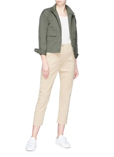 Theory 'Spring' twill cargo pants