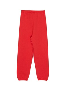 BALENCIAGA 儿童款品牌标志混棉休闲裤