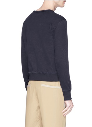 - JW Anderson - Logo embroidered unisex sweatshirt