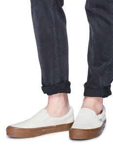 Vans 'OG Slip-on 59 LX' suede sneakers