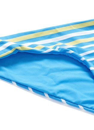 Detail View - Click To Enlarge - Vitamin A - 'Giselle' stripe hipster bikini bottoms