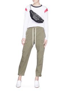 rag & bone/JEAN 'Percy' colourblock long sleeve T-shirt