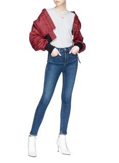 rag & bone/JEAN 'Vintage' cropped skinny jeans