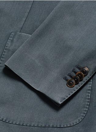 - Boglioli - 'K-Jacket' wool twill soft blazer