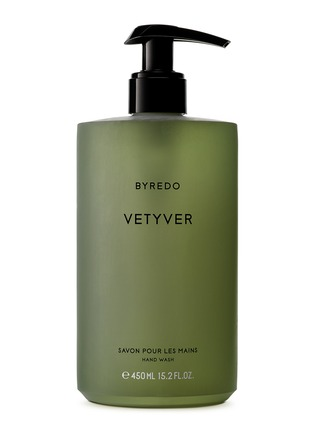 Main View - Click To Enlarge - BYREDO - Vetyver Hand Wash 450ml
