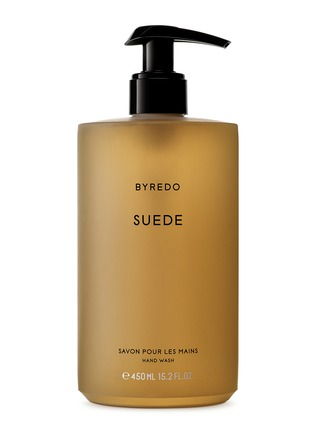 Main View - Click To Enlarge - BYREDO - Suede Hand Wash 450ml