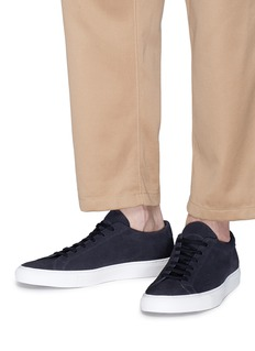 Common Projects 'Achilles Low' suede sneakers