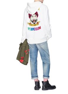 Gucci 'Privilegium Perpetuum' magician graphic print zip hoodie
