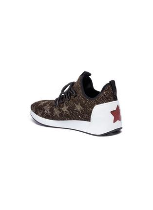 Detail View - Click To Enlarge - Ash - 'Jaguar' star jacquard knit sneakers