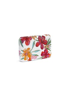 Judith Leiber 'Hibiscus' crystal clutch