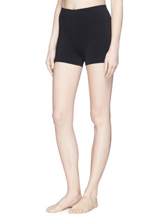 Alaïa Stretch high thigh shorts