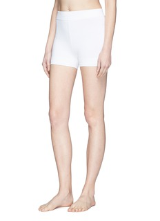 Alaïa Stretch knit shorts