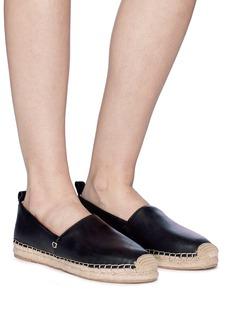 Sam Edelman 'Khloe' leather espadrilles
