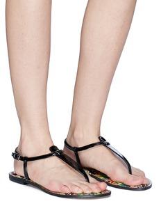 Sam Edelman 'Gigi' patent thong sandals