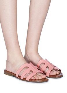 Sam Edelman 'Bay' leather slide sandals