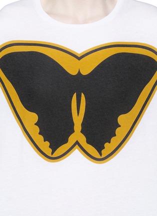 Detail View - Click To Enlarge - Valentino - 'Super-H' Batman print T-shirt