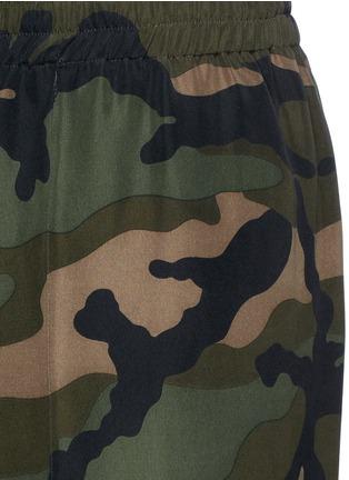 - Valentino - Camouflage silk pyjama set