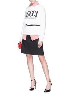 Gucci 'Gucci Cities' print sweatshirt