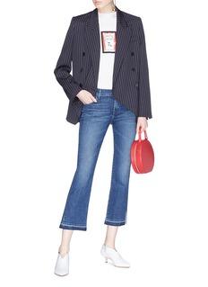J Brand 'Selena' flared boot cut jeans