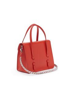 Alaïa Chain leather satchel bag