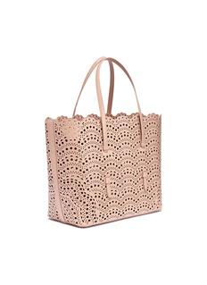 Alaïa 'Vienne' lasercut leather tote