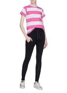 bassike Slim fit organic cotton jogging pants