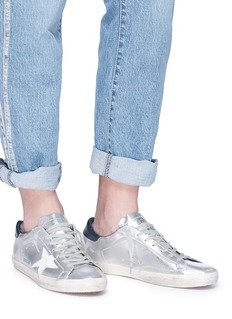 Golden Goose 'Superstar' laminated leather sneakers