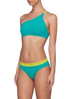 Flagpole Swim 'Haley' one-shoulder bikini top