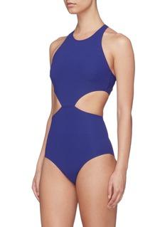 Flagpole Swim 'Lynn' cutout one-piece swimsuit