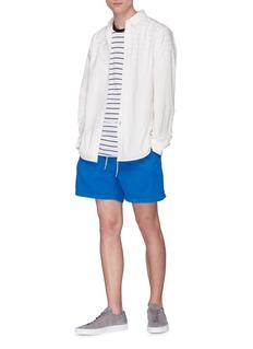 bassike Twill beach shorts