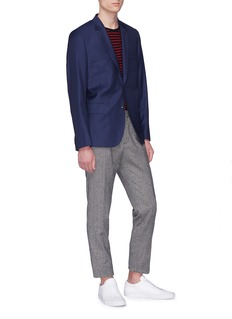 Paul Smith 'Soho' wool houndstooth blazer