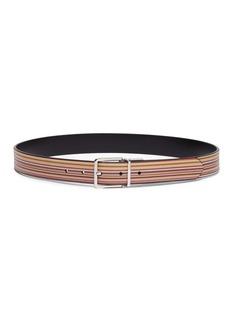 Paul Smith Reversible leather belt
