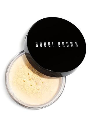 Bobbi Brown-Sheer Finish Loose Powder - Pale Yellow