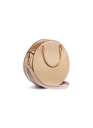 Figure View - Click To Enlarge - Chloé - 'Pixie' bracelet handle round shoulder bag