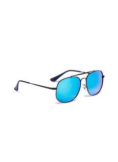 Ray-Ban 'RJ9561' mirror metal aviator kids sunglasses