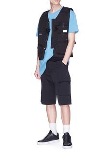 C2H4 Twill utility vest