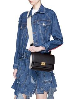 Rebecca Minkoff 'Christy' guitar strap medium leather shoulder bag