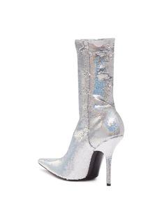 Balenciaga 'Knife' sequinned boots