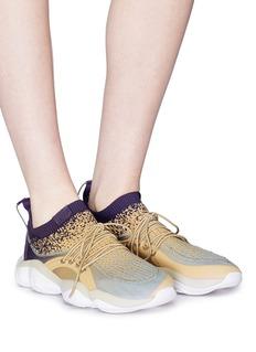 Reebok 'DMX Fusion' knit sneakers