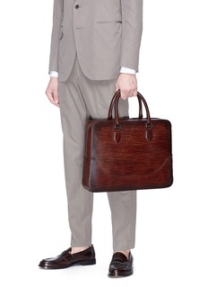 Magnanni 'Business' calfskin leather briefcase